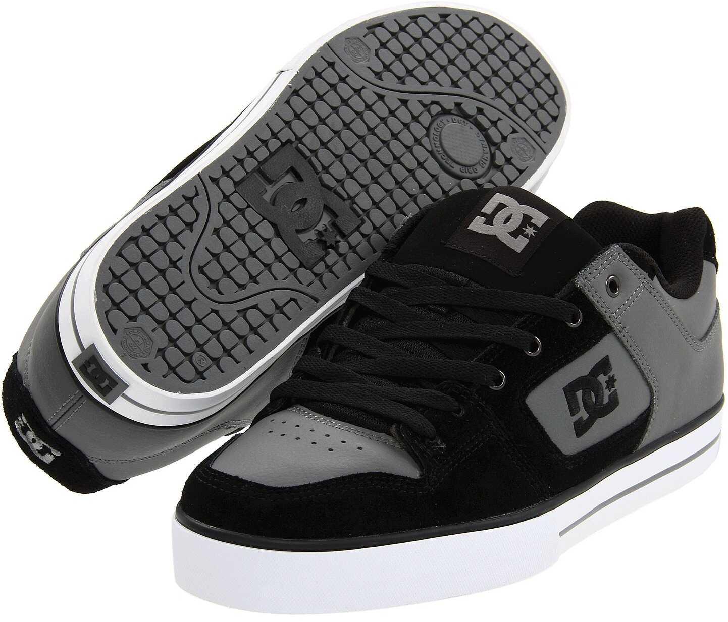 DC Pure Charcoal/Black