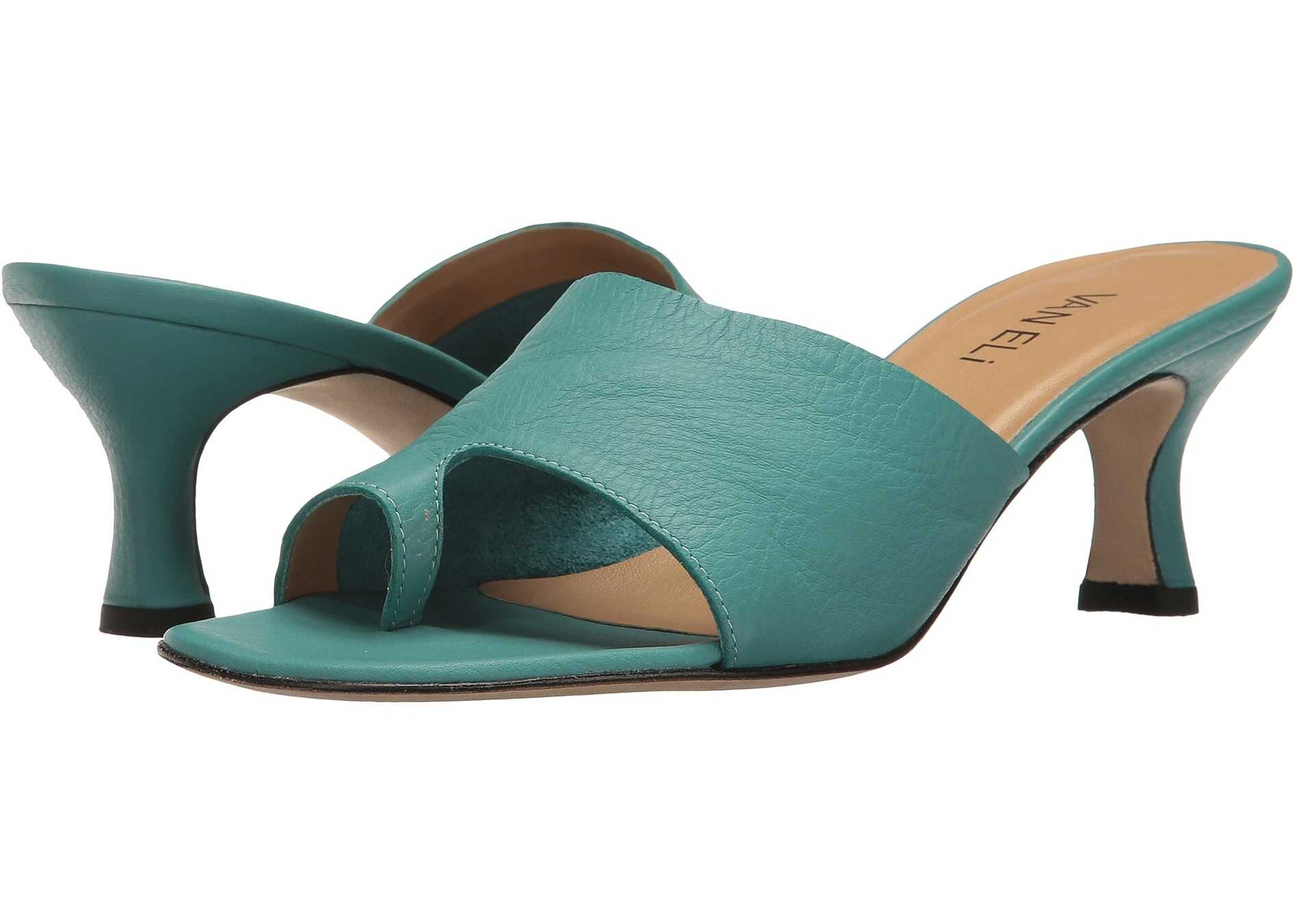 Vaneli Melea Turquoise Seta Calf