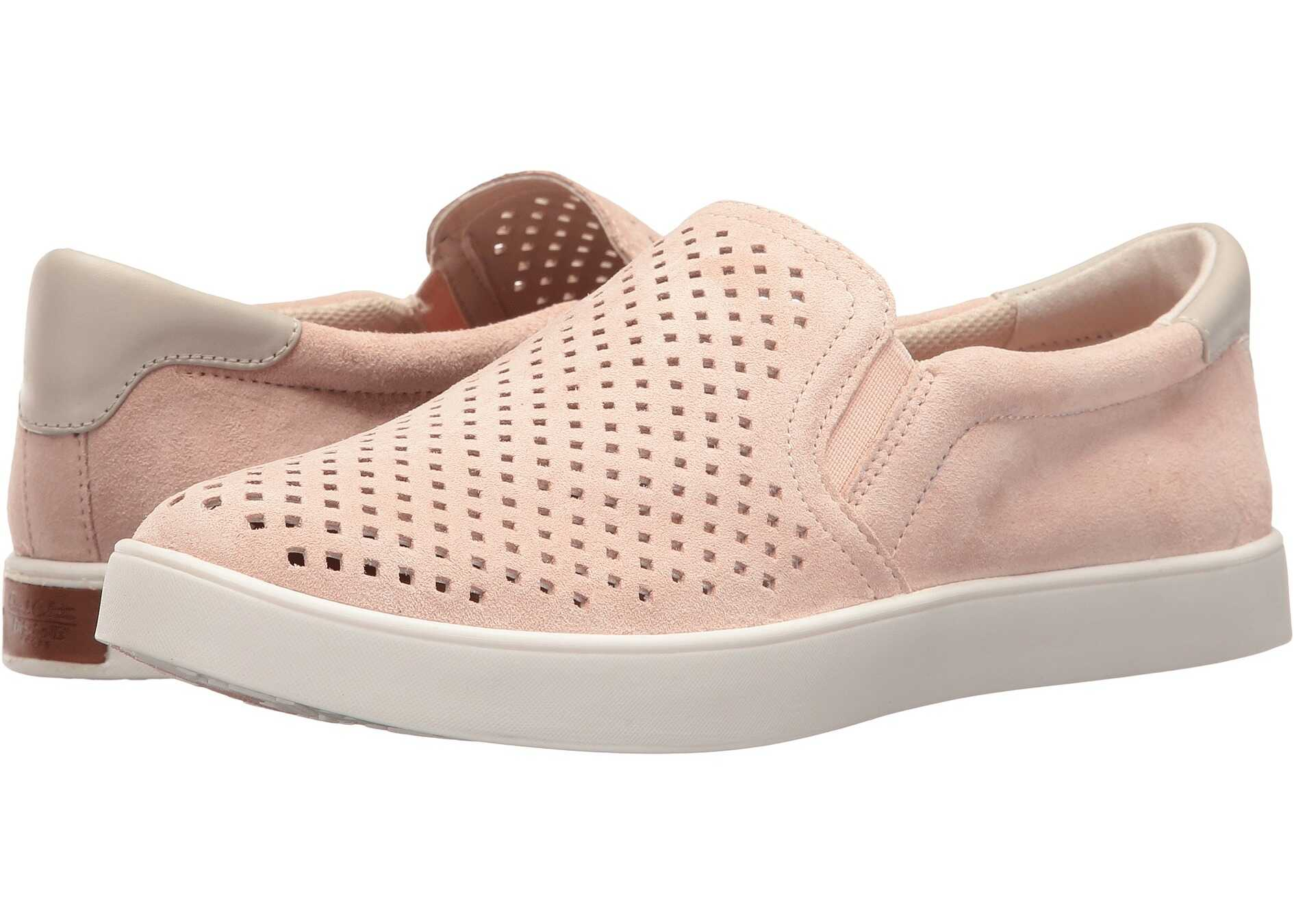 Dr. Scholls Scout - Original Collection Pink Blush Suede Perf