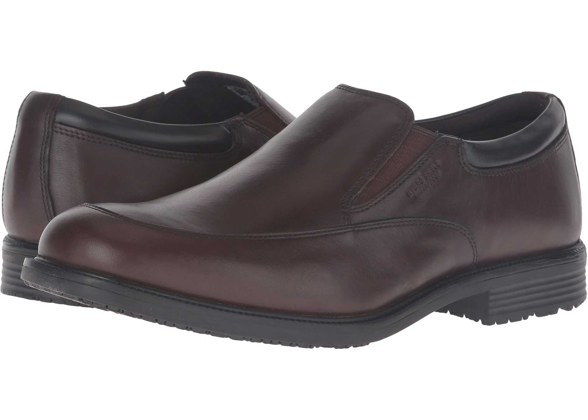 Rockport Lead the Pack Slip-On Chocolate Antique