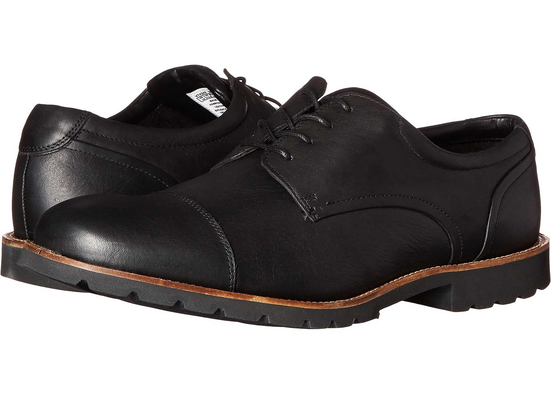 Rockport Channer Black