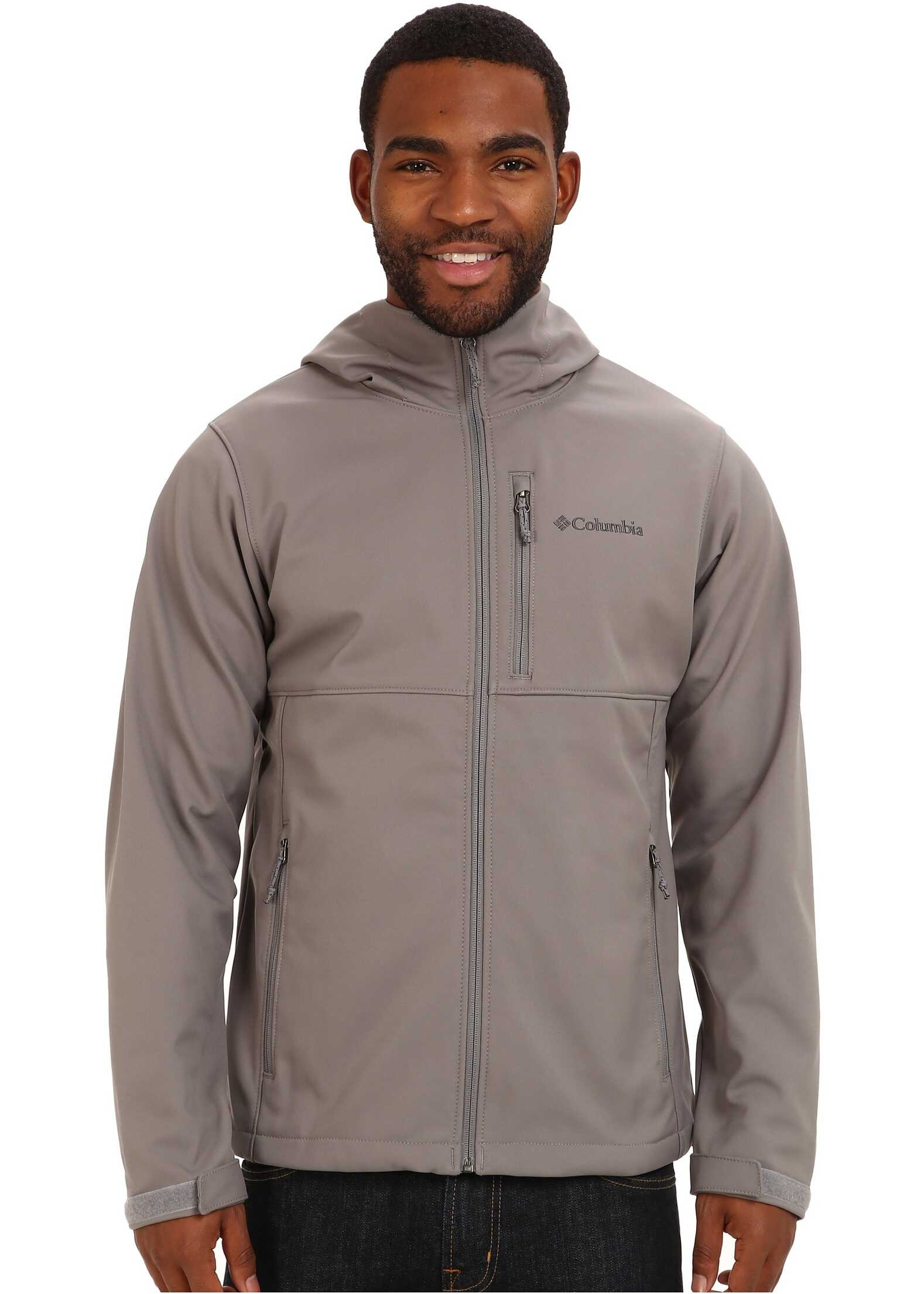 Columbia Ascender™ Hooded Softshell Jacket Boulder