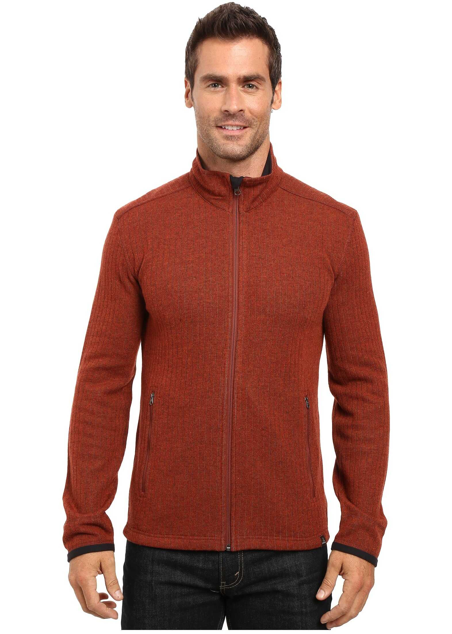 Prana Barclay Sweater Henna