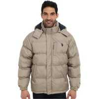 Geci de iarna Classic Short Bubble Coat w/ Small Pony Barbati