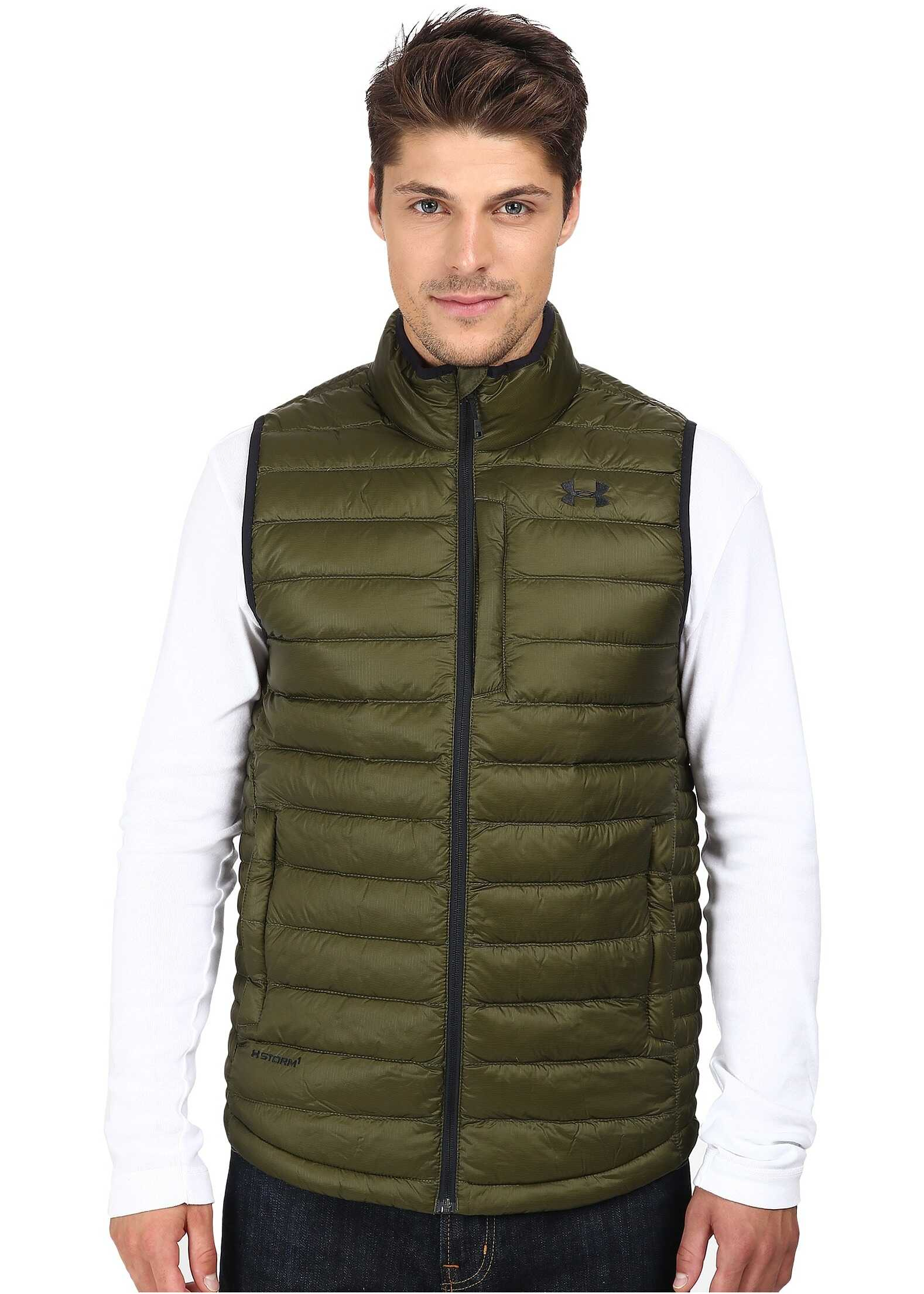 Under Armour UA Coldgear Infrared Turing Vest Greenhead