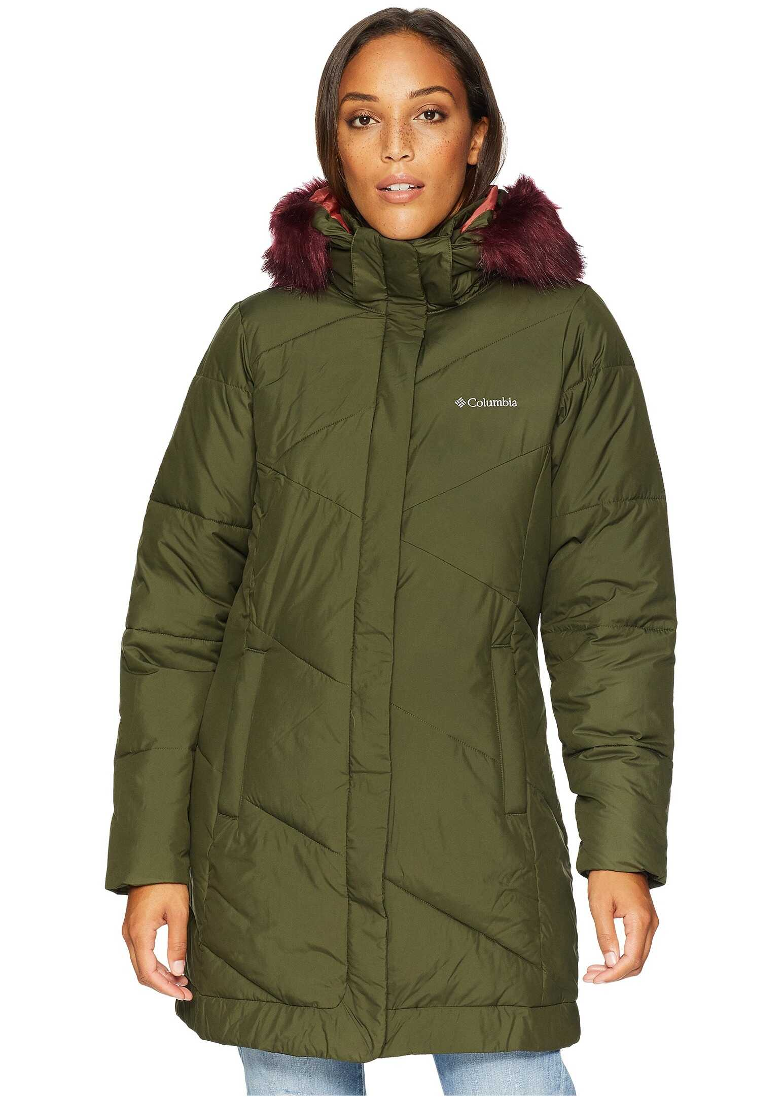 Columbia Snow Eclipse™ Mid Jacket Nori