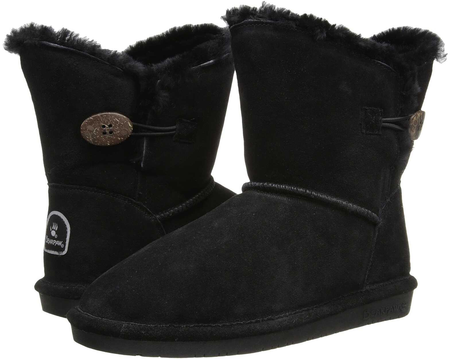 Bearpaw Rosie Black