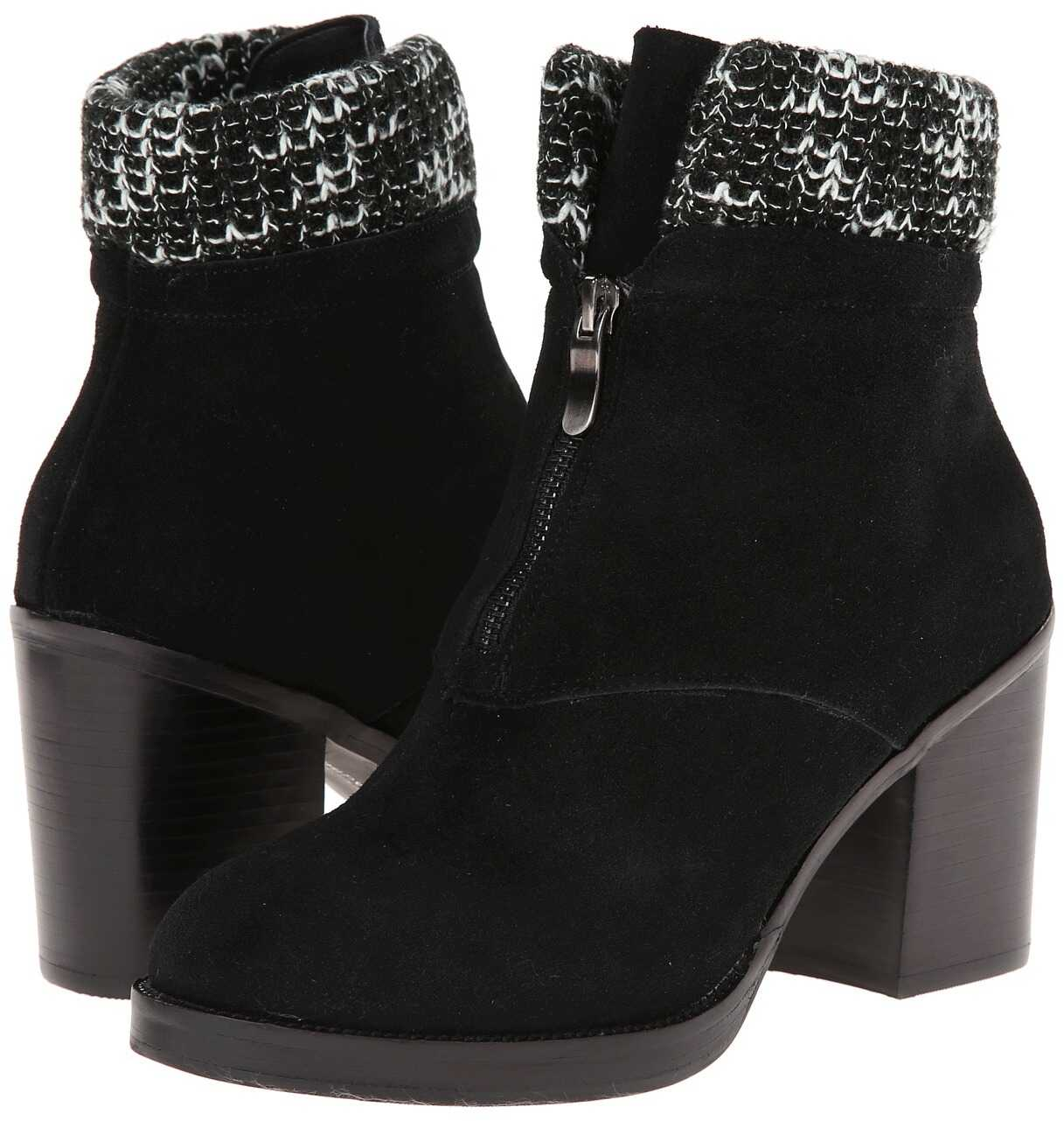 Chinese Laundry Marvel Suede Black