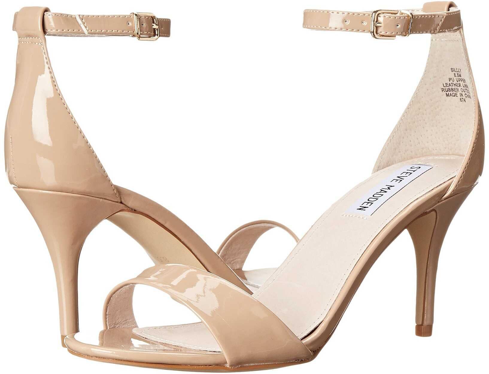 Steve Madden Exclusive - Sillly Sandal Blush Patent