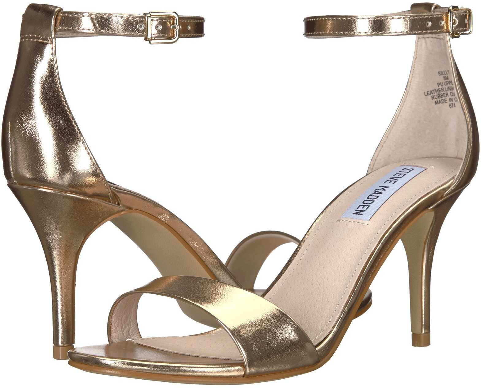 Steve Madden Exclusive - Sillly Sandal Rose Gold