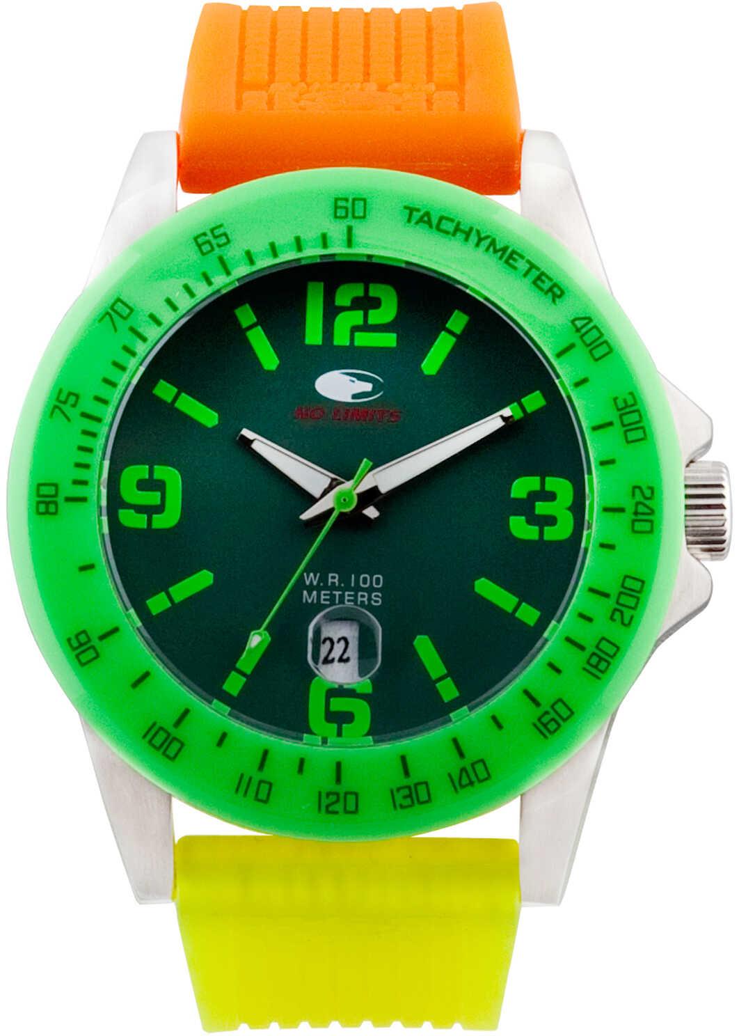 No Limits Orologio Green