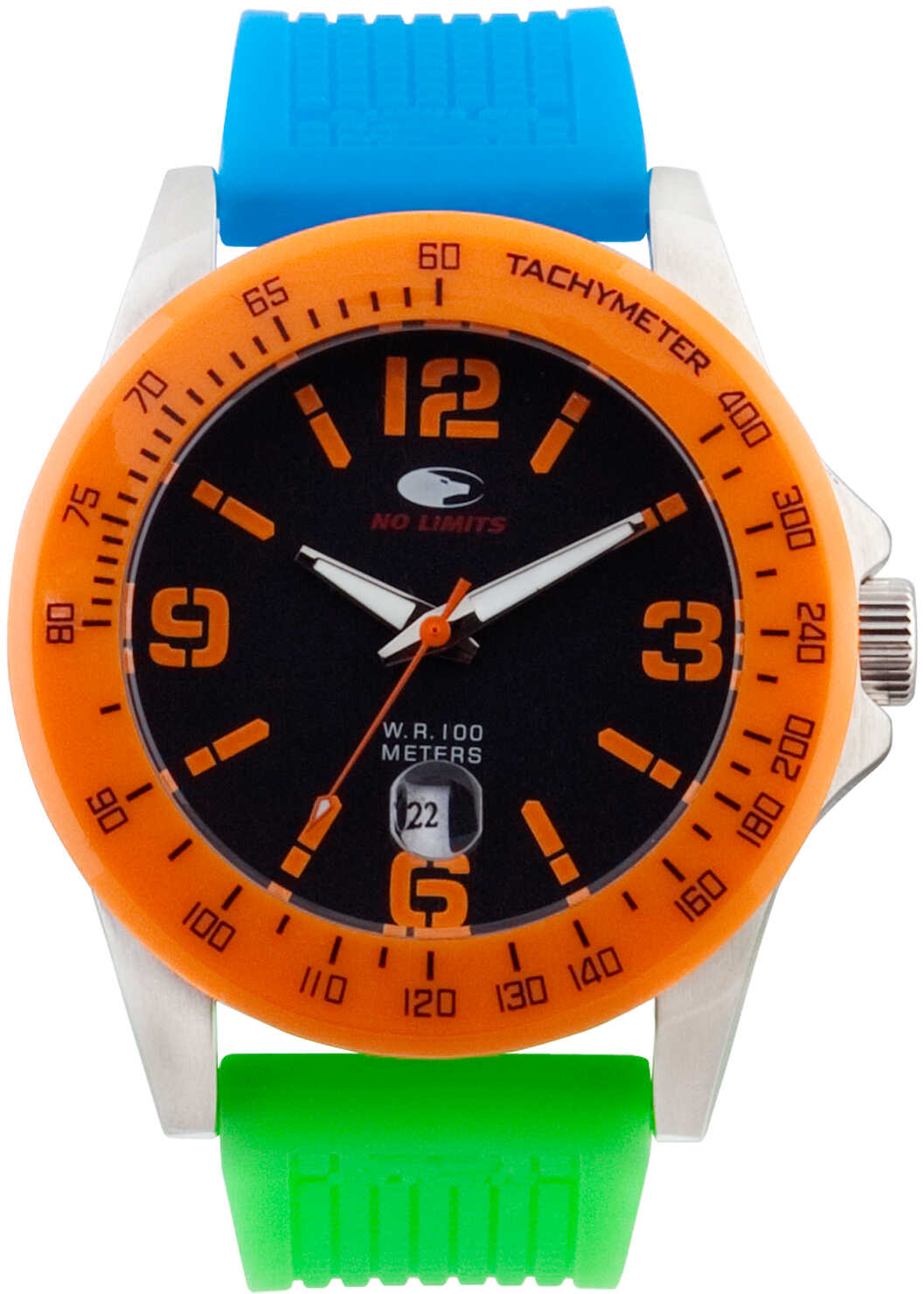 No Limits Orologio Orange