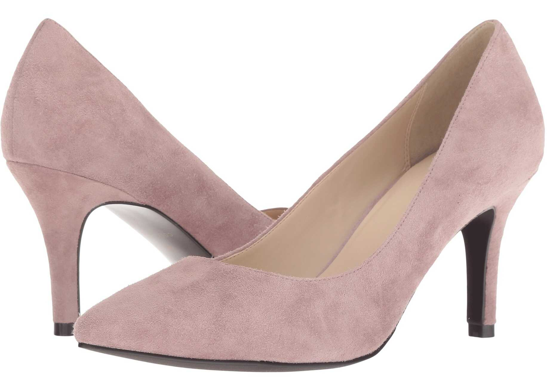 Cole Haan Juliana Pump 75mm Twilight Mauve Suede