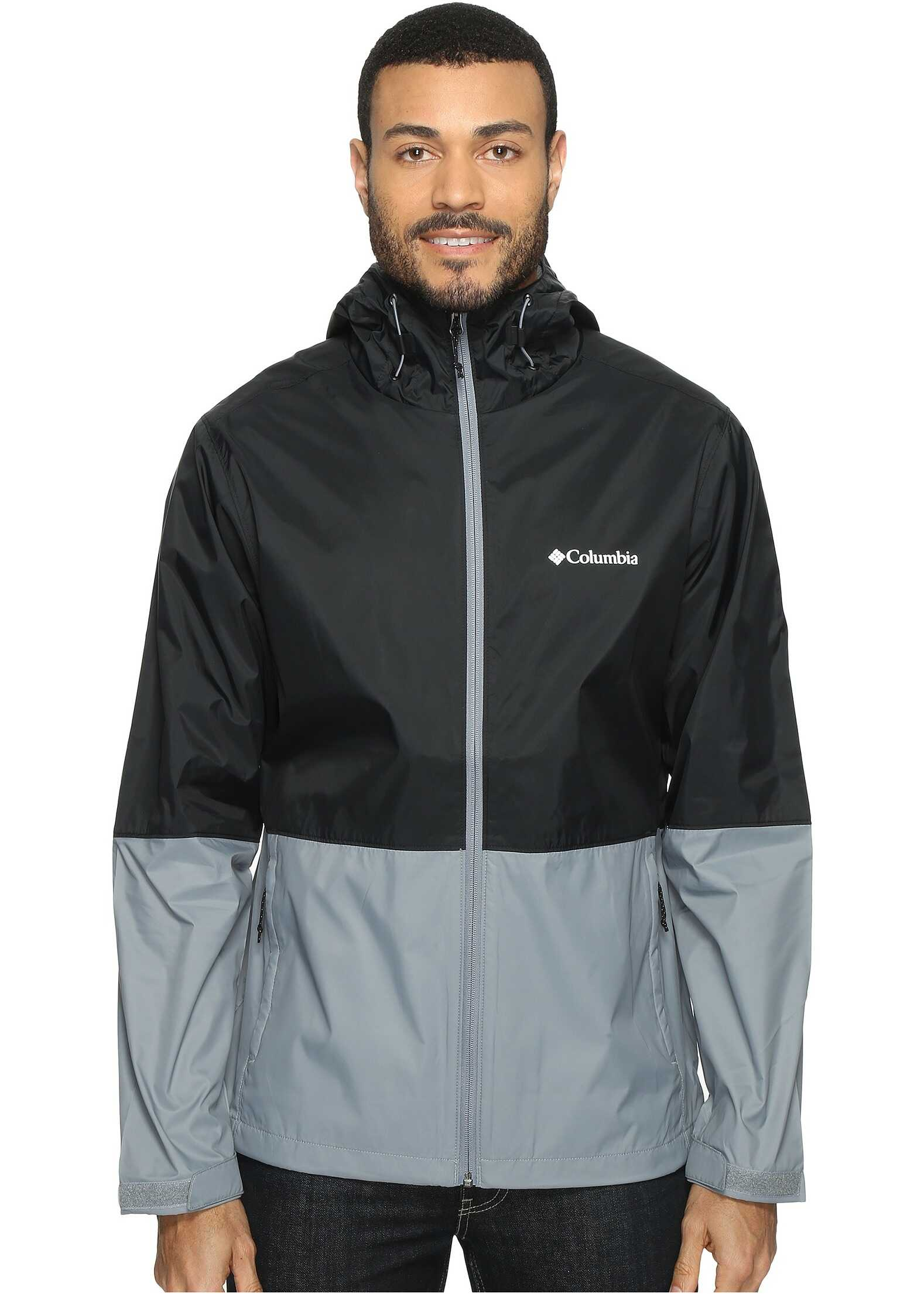 Columbia Roan Mountain™ Jacket Black/Grey Ash