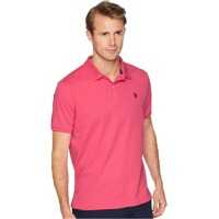 Tricouri Polo Solid Interlock Polo Barbati
