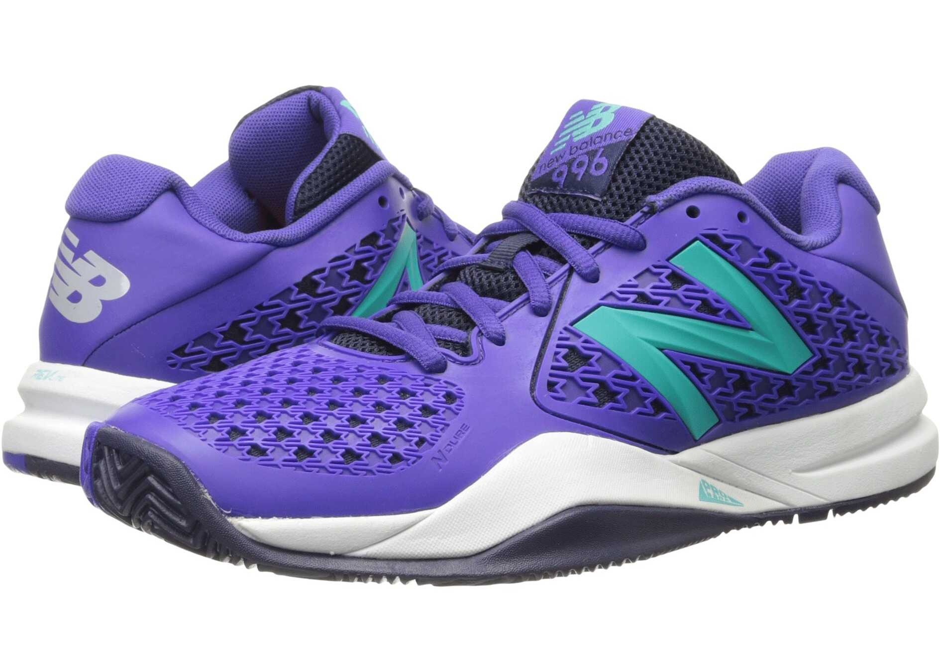 New Balance WC996v2 Purple
