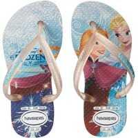 Sandale Slim Princess Disney Flip Flops (Toddler/Little Kid/Big Kid) Fete