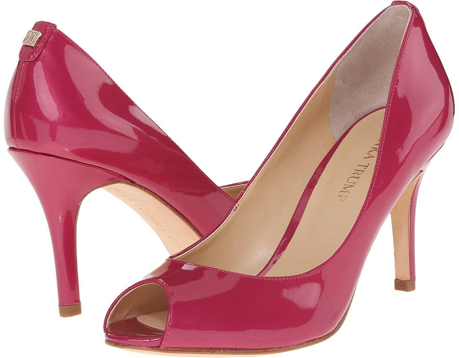 Pantofi Cu Toc Ivanka Trump Cleo Light Fuschia/new
