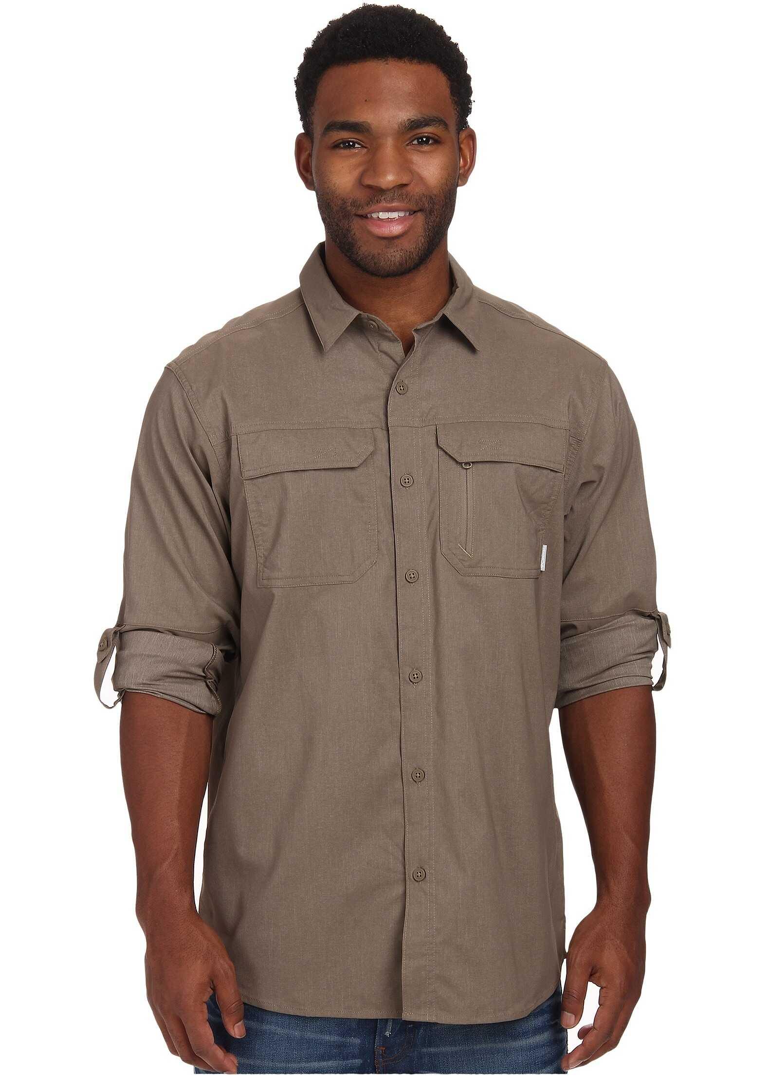 Columbia Royce Peak™ II L/S Shirt Wet Sand