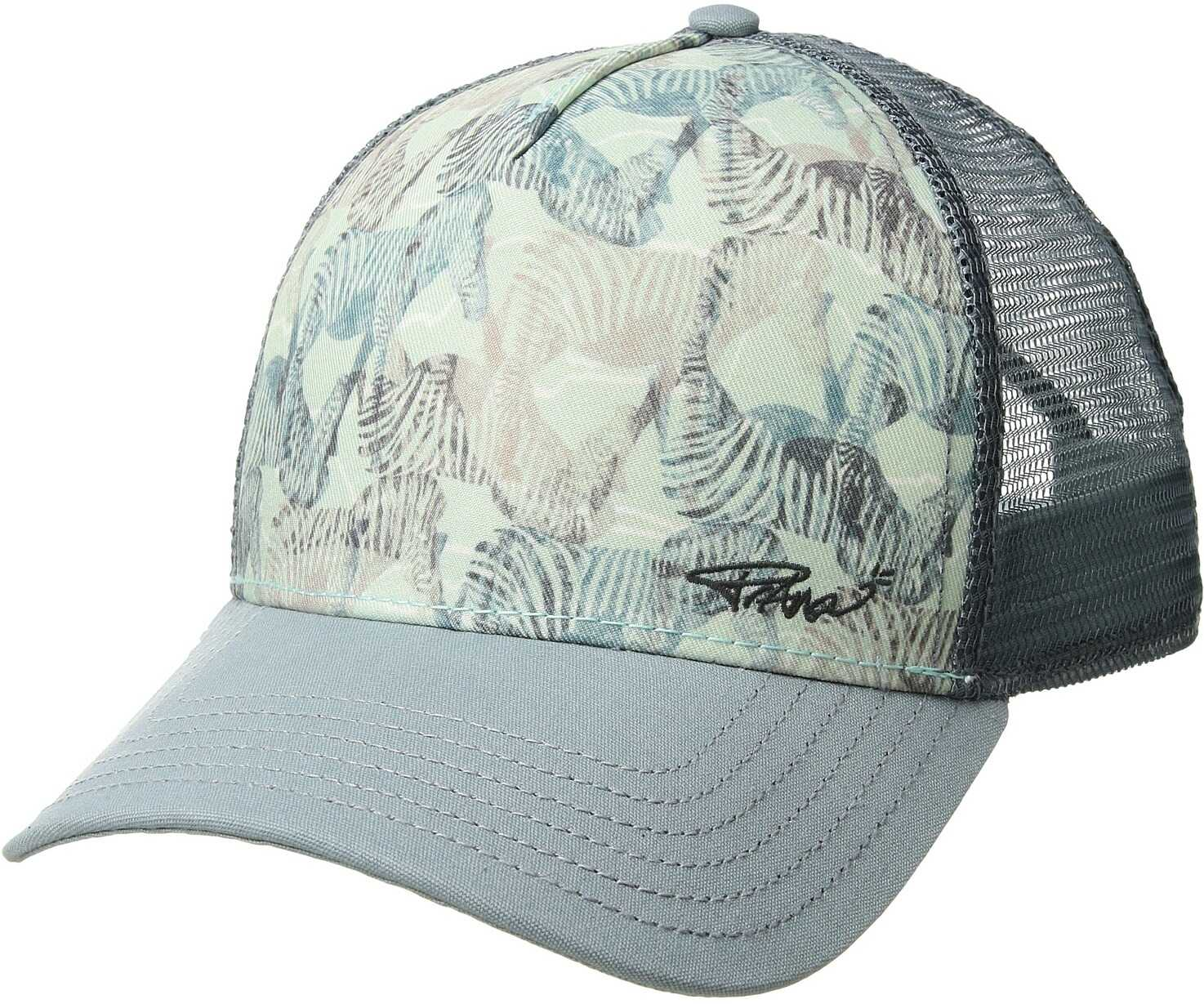 Prana La Viva Trucker Hat Seaside Safari