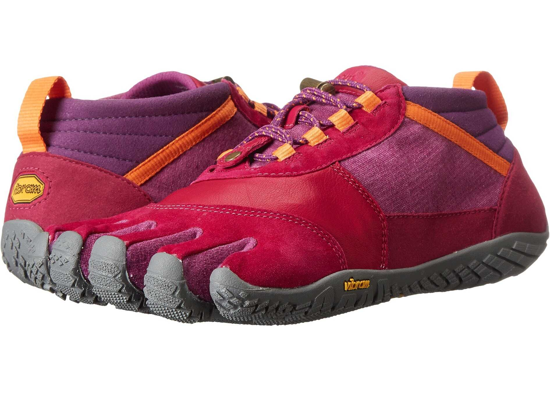 Vibram FiveFingers Trek Ascent LR Pink/Grey/Orange