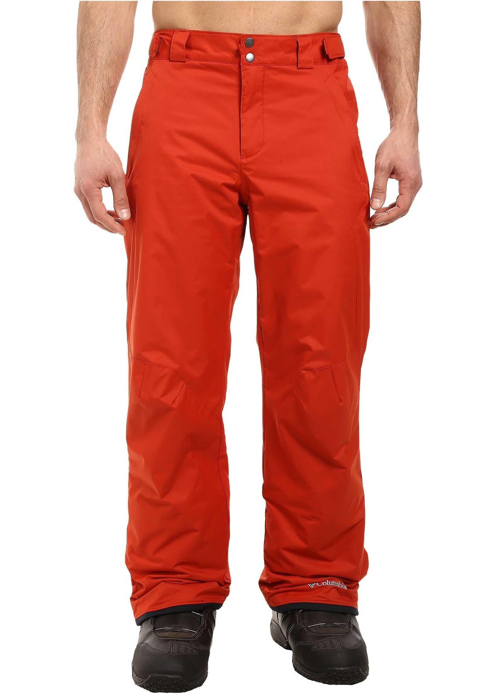 Columbia Bugaboo™ II Pant Rust Red