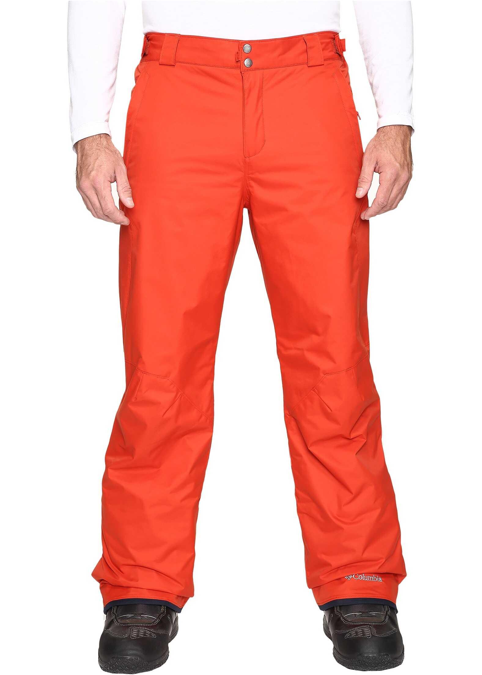 Columbia Bugaboo™ II Pant - Tall Rust Red