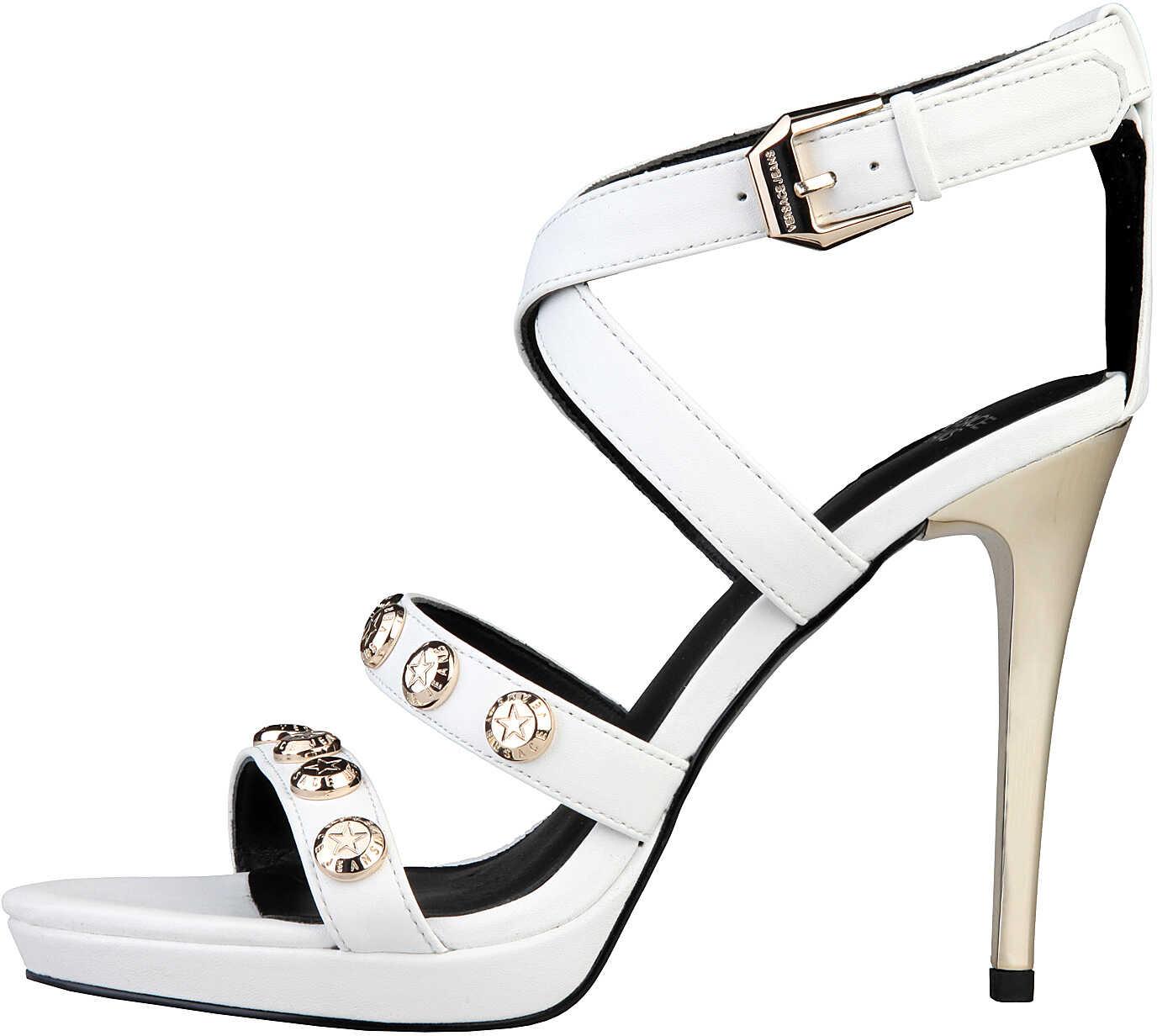Versace Jeans E0Vlbs01 White