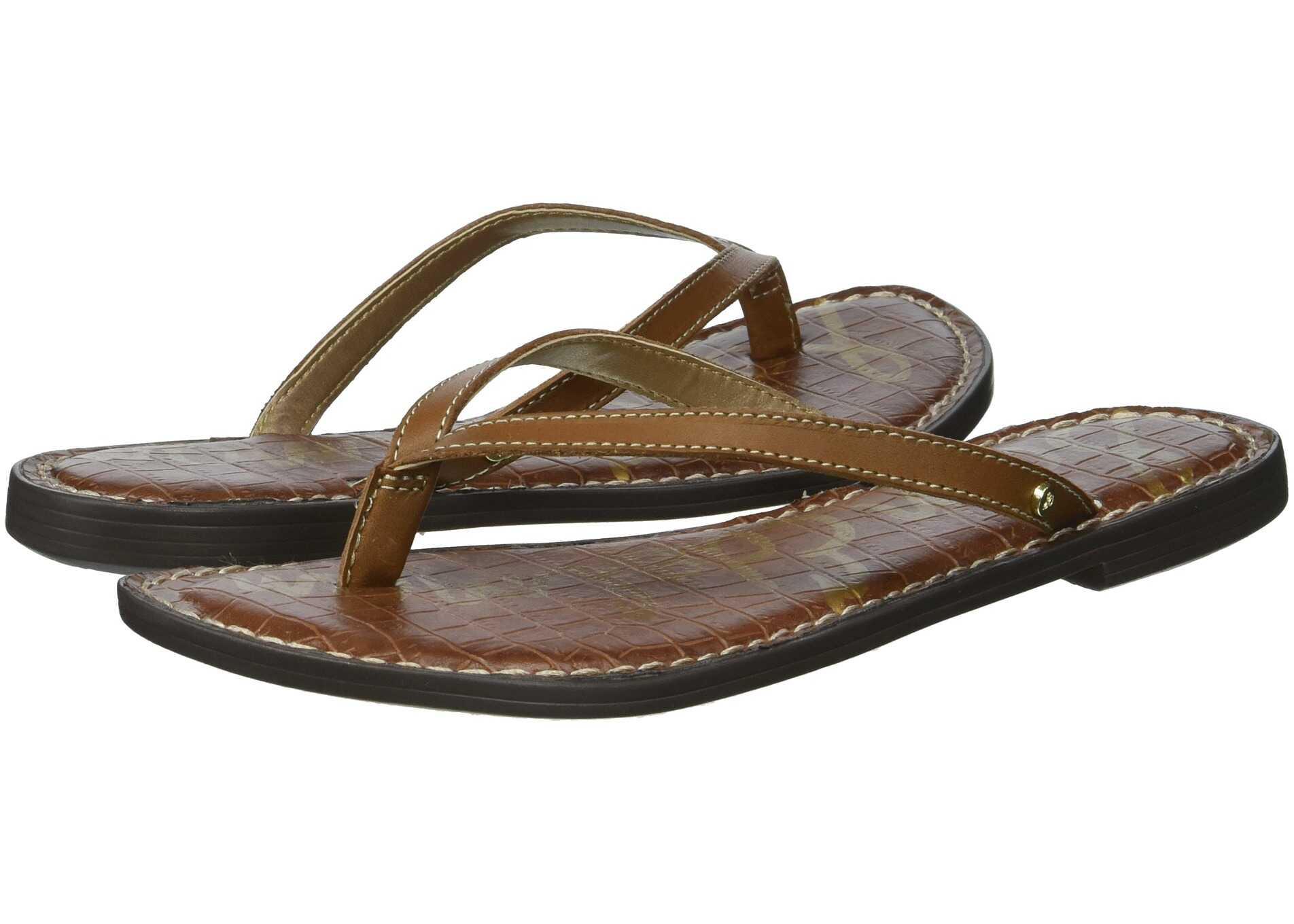 Sam Edelman Gracie Luggage Vaquero Saddle Leather