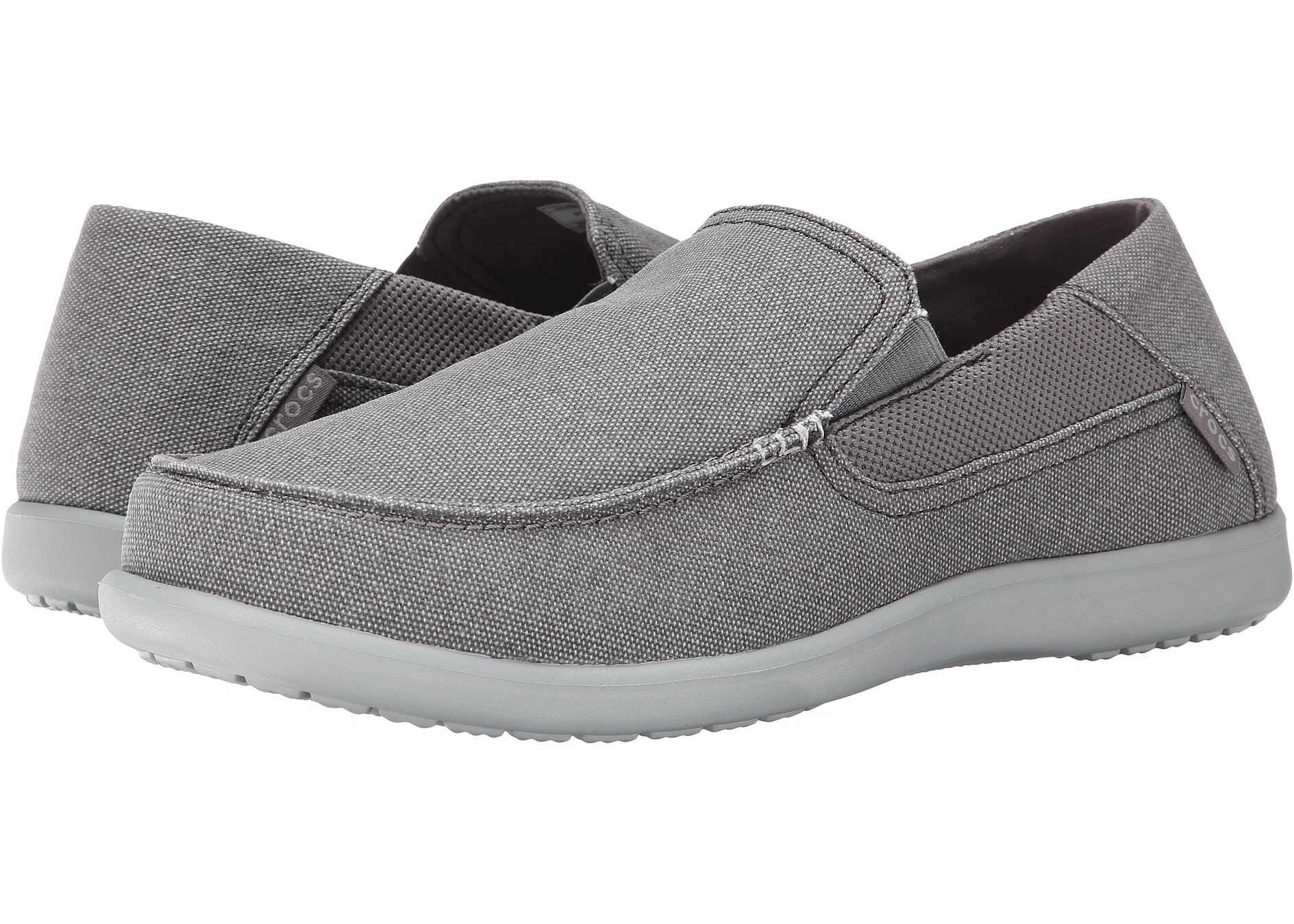 Crocs Santa Cruz 2 Luxe Charcoal/Light Grey