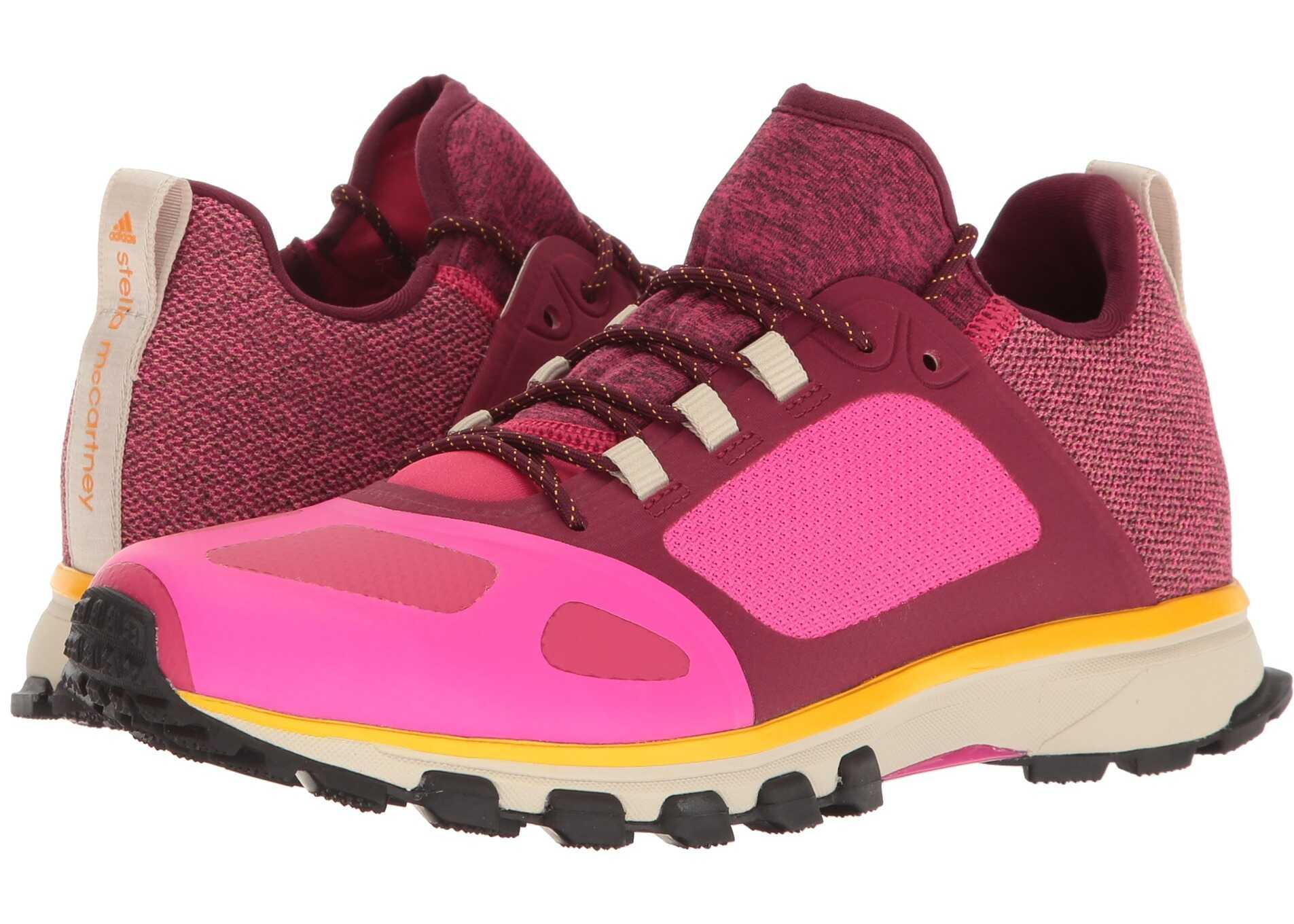 adidas by Stella McCartney Adizero Xt Shock Pink/Ruby Red/Cherry Wood