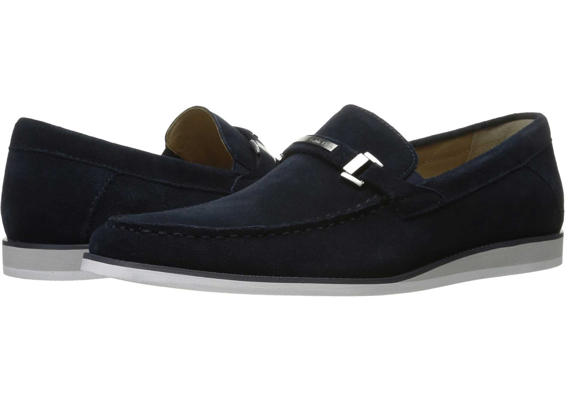 Calvin Klein Kiley Dark Navy Calf Suede