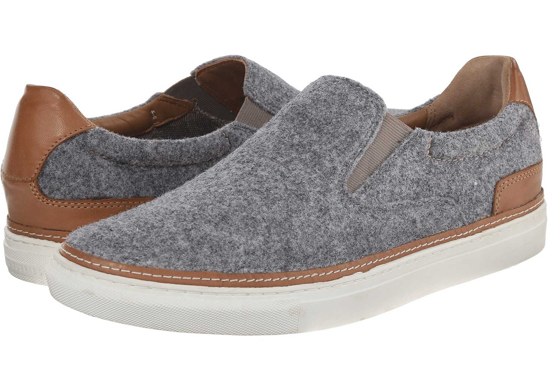 Hush Puppies Tucker Nicholas Grey Wool