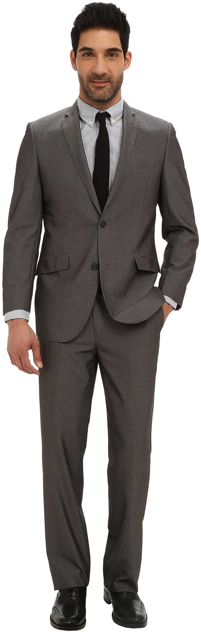 U.s. Polo Assn. Micro Tech Solid Suit* Grey