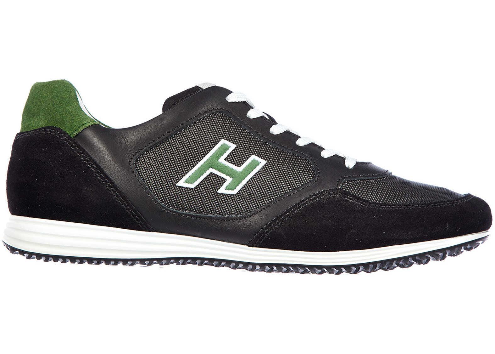 Pantofi Sport Barbati Hogan Olympia X H Flock H205
