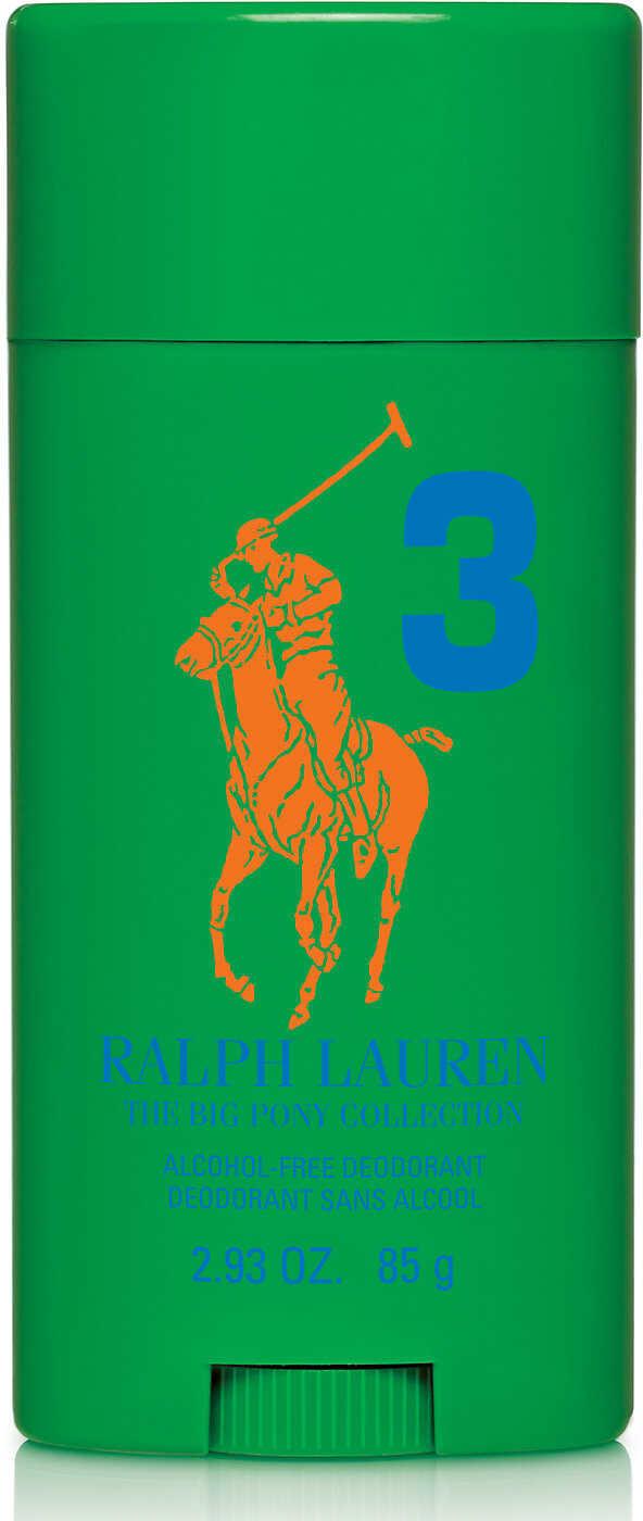 Ralph Lauren Big Pony 2.93 oz. Deodorant Green