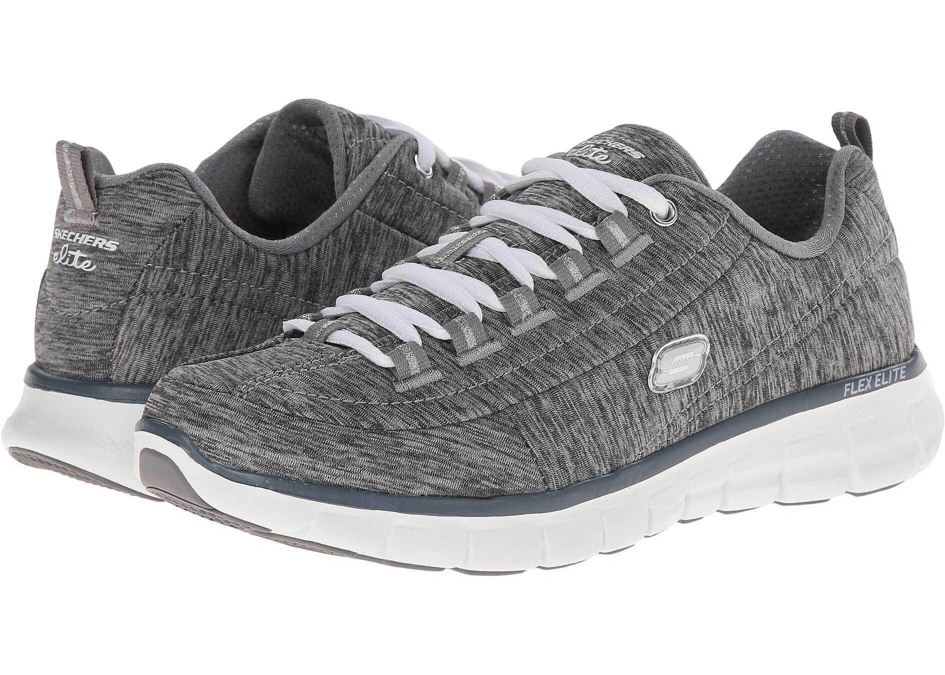 SKECHERS Spot On Gray