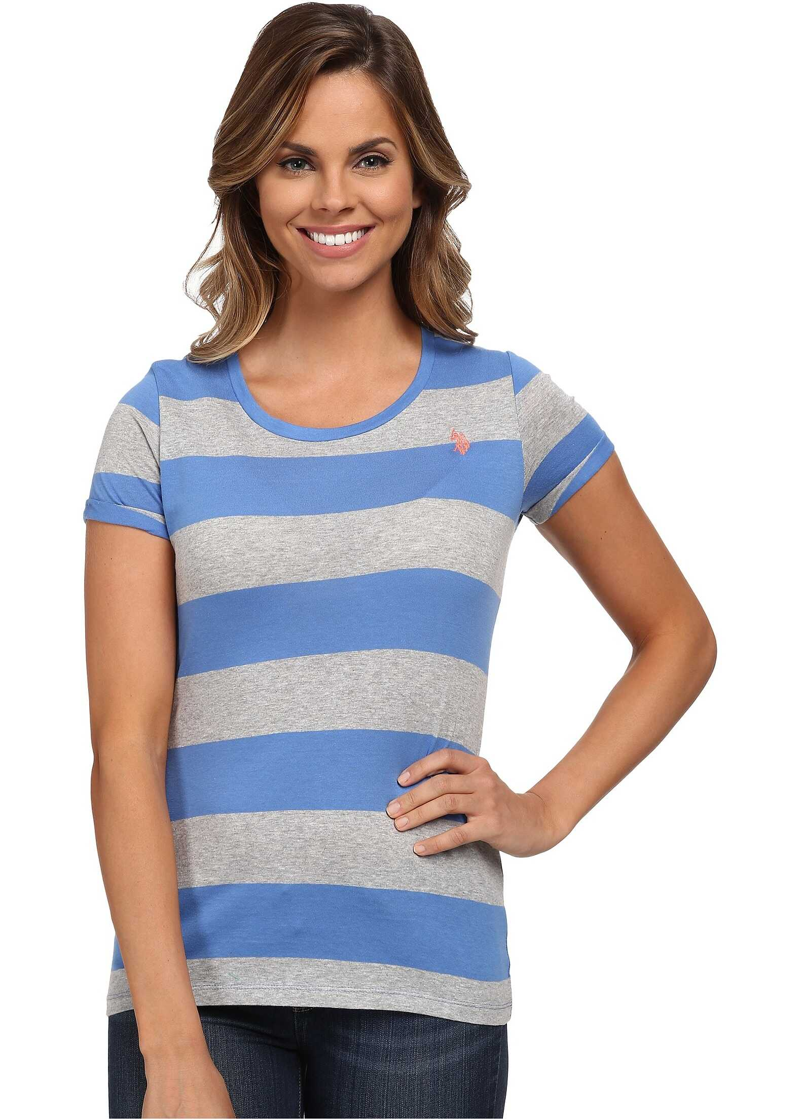 Wide Stripes T-shirt