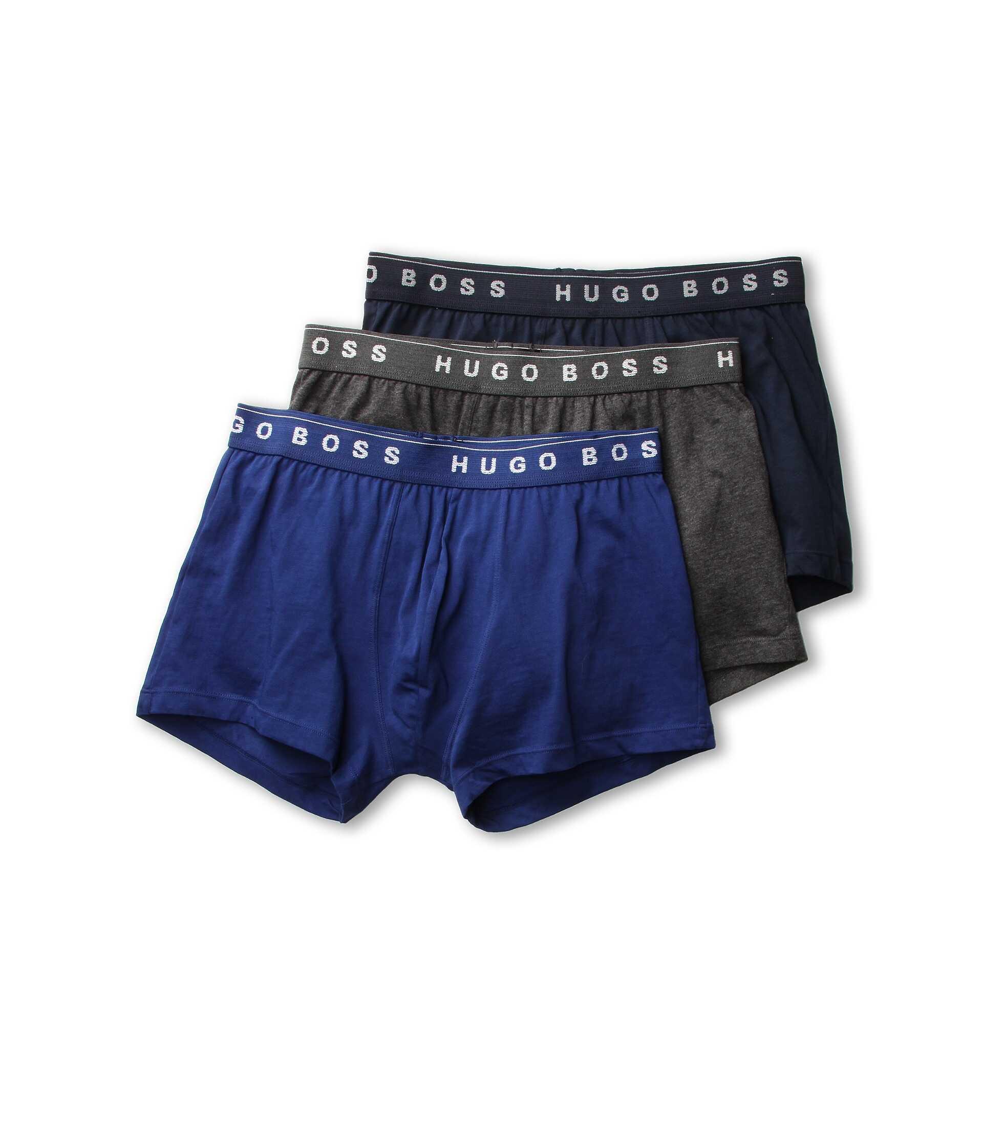 Boss Hugo Boss Boxer 3 Pack 50236732 Blue/navy/grey