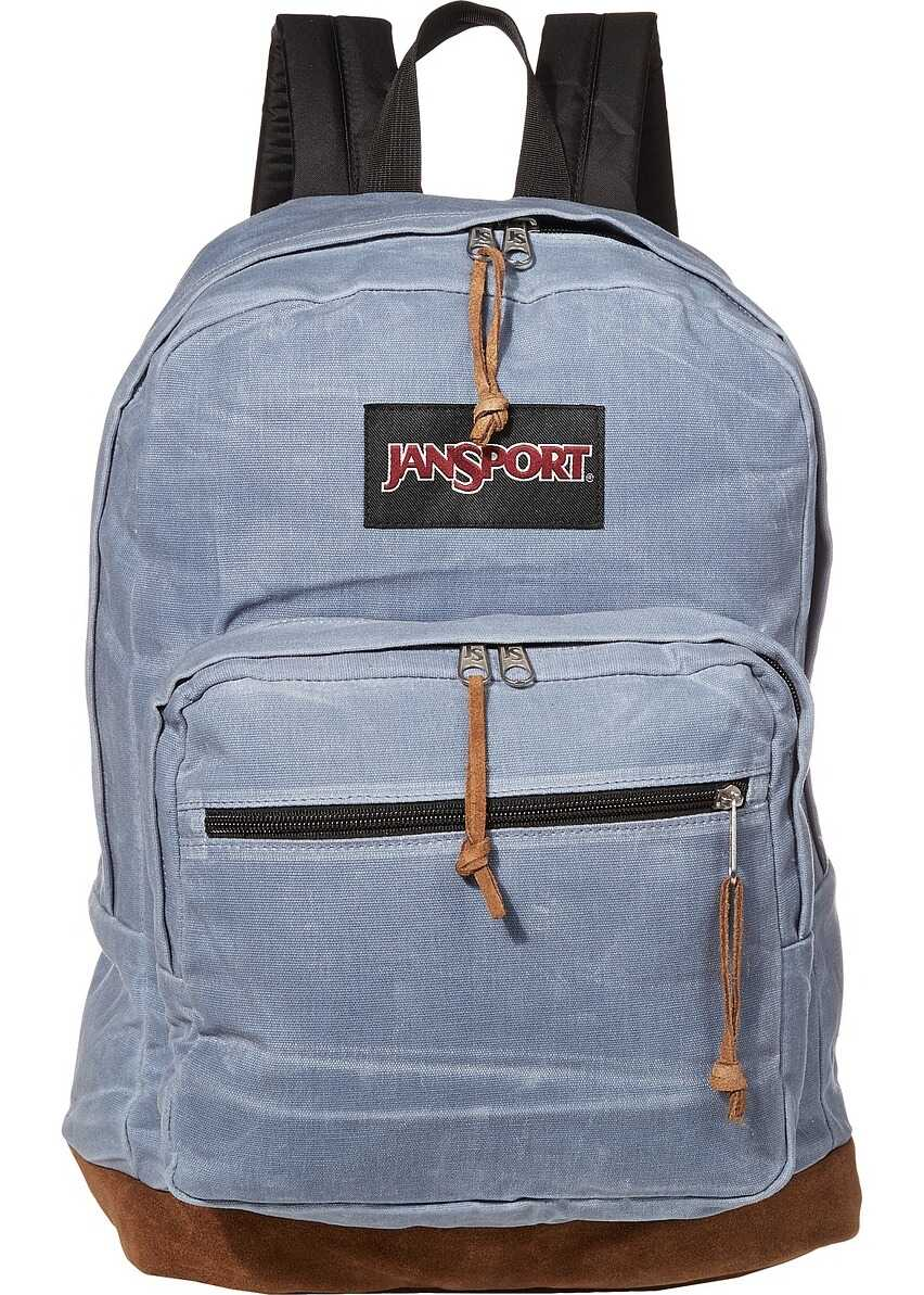 JanSport Right Pack Expressions Grey Slate Canvas