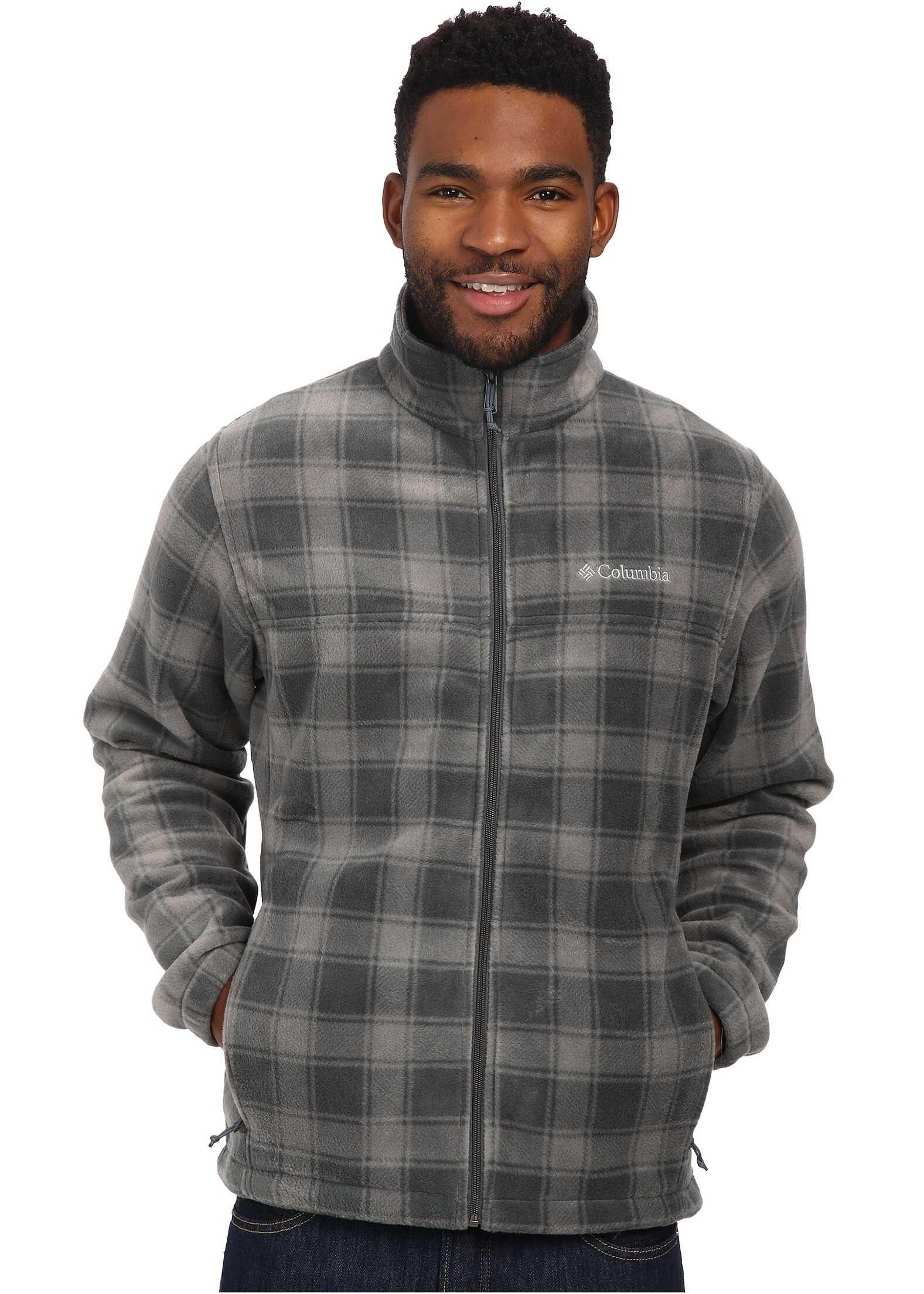 Columbia Steens Mountain™ Print Jacket Graphite Lumberjack