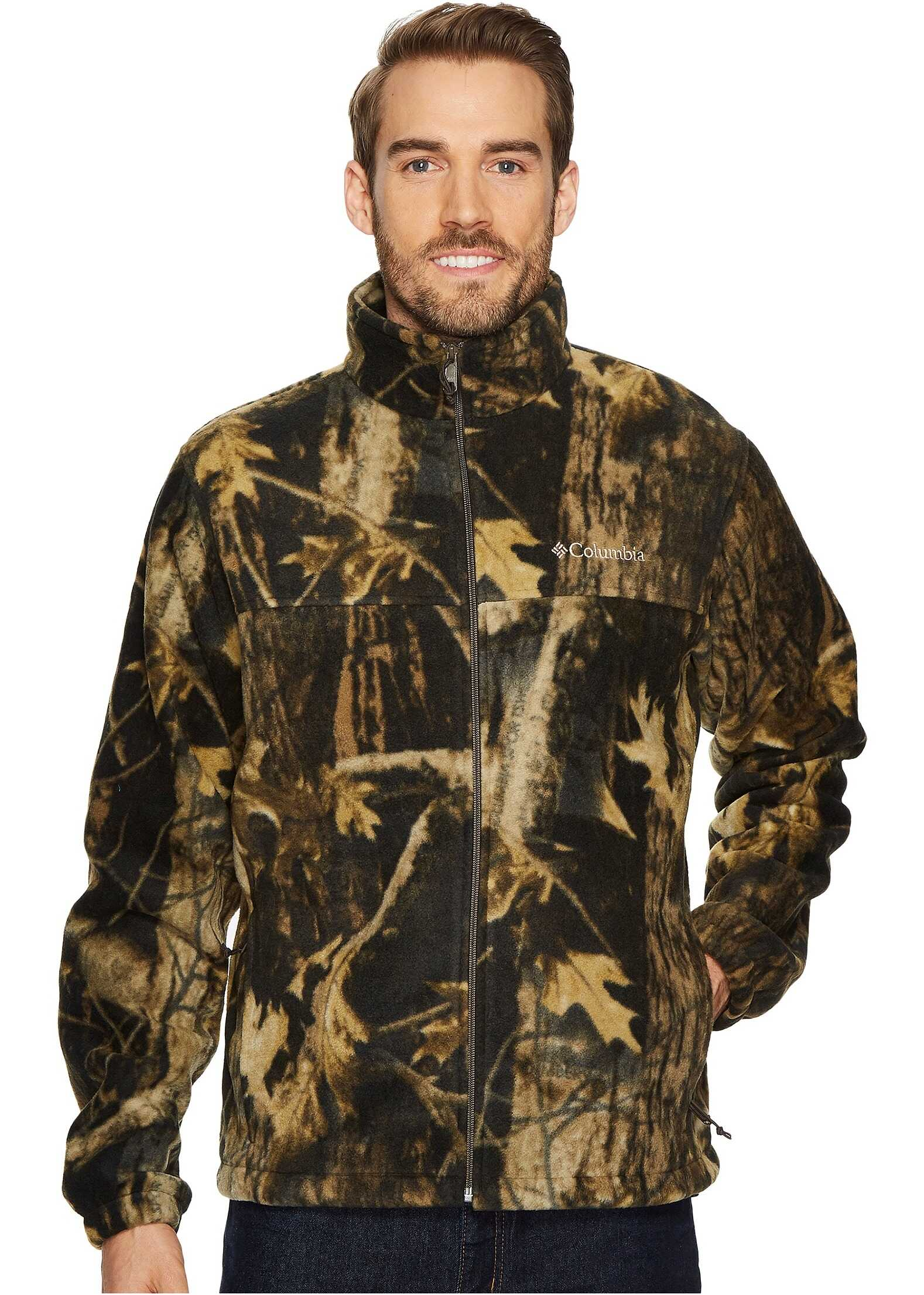 Columbia Steens Mountain™ Print Jacket Timberwolf
