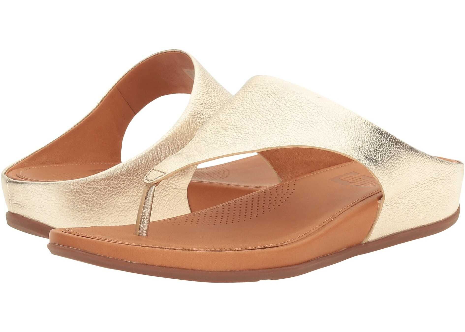 FitFlop Banda™ Pale Gold