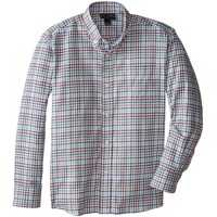 Camasi Sport Cotton Long Sleeve Woven Shirt (Toddler/Little Kids/Big Kids) Baieti