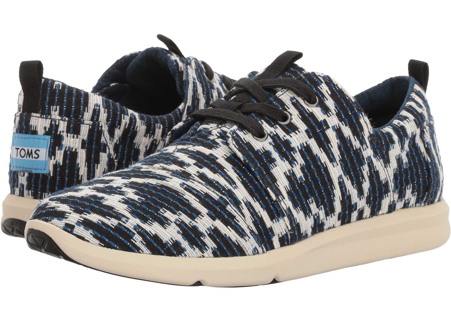 Pantofi Sport Femei Toms Del Rey Sneaker Navy Trib