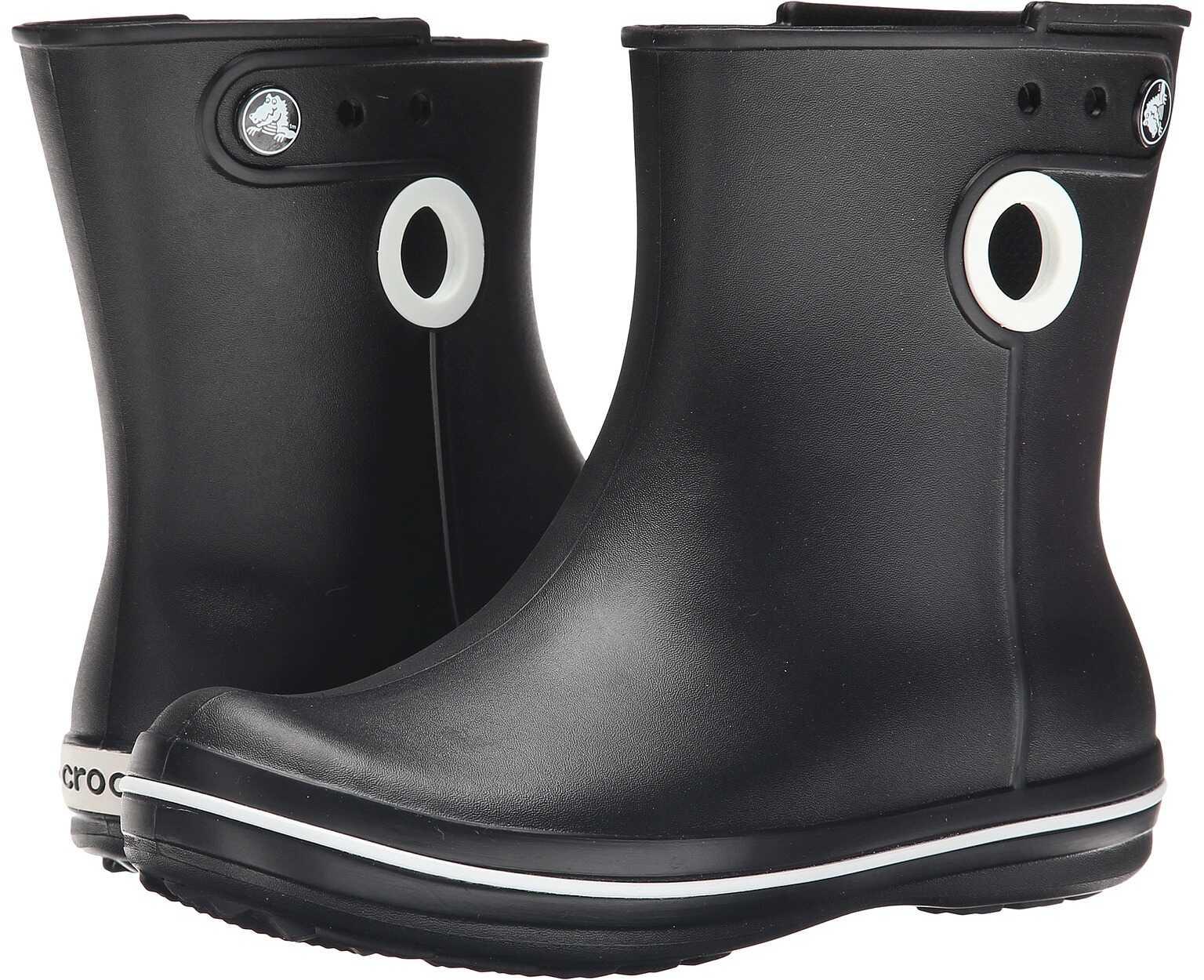 Cizme Femei Crocs Jaunt Shorty Boot Black