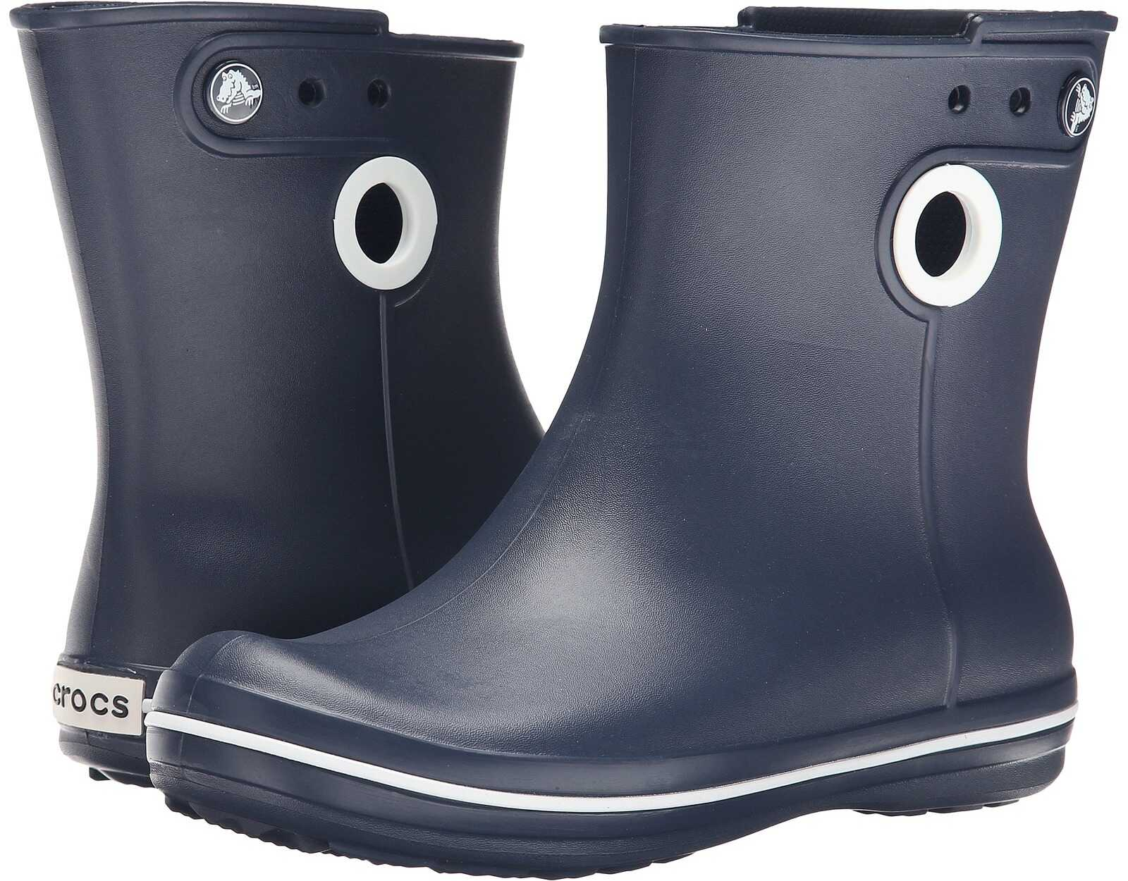 Crocs Jaunt Shorty Boot Navy