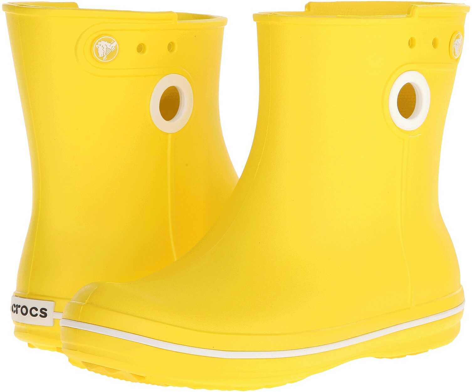 Crocs Jaunt Shorty Boot Lemon