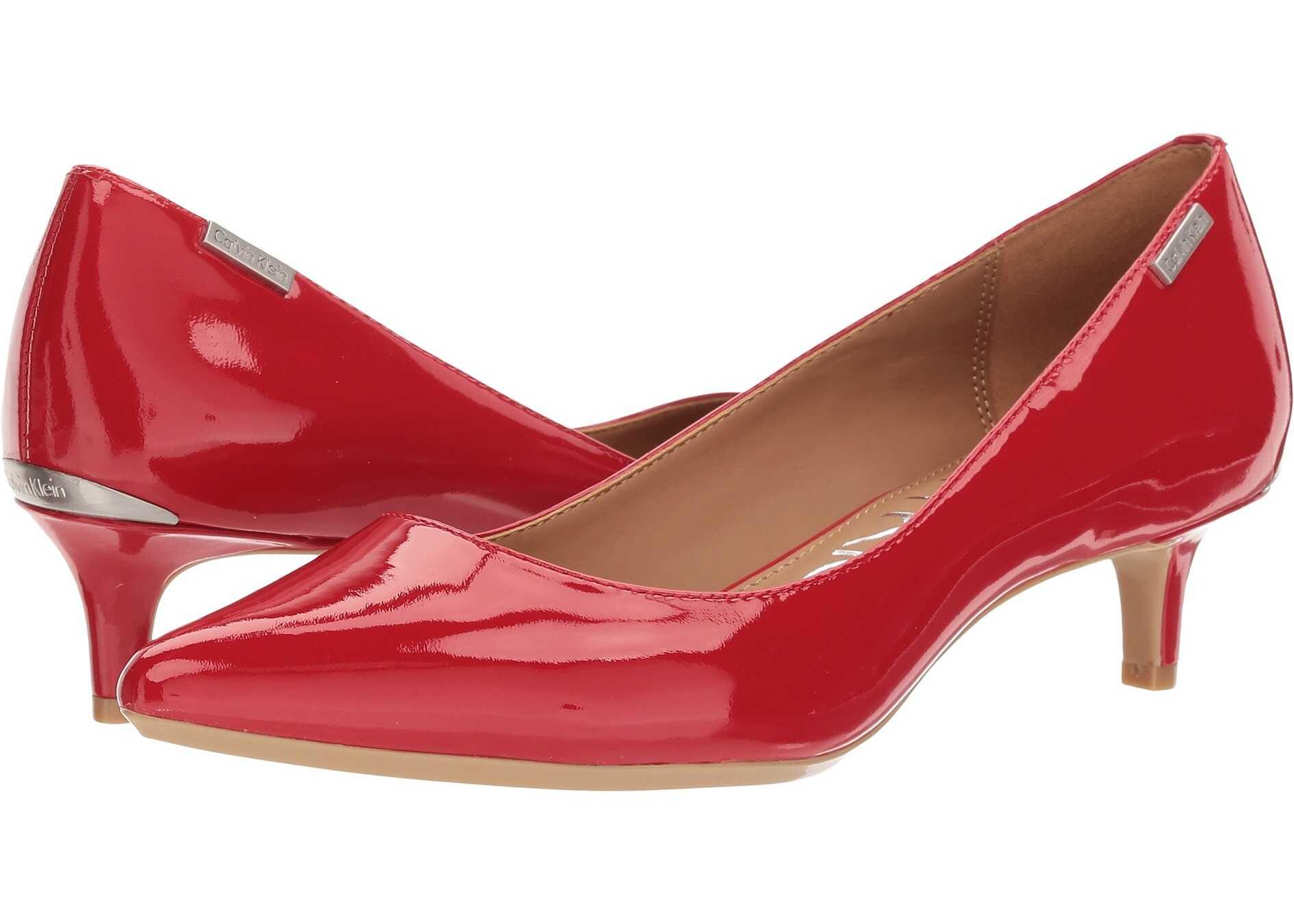 Calvin Klein Gabrianna Pump Lipstick Red