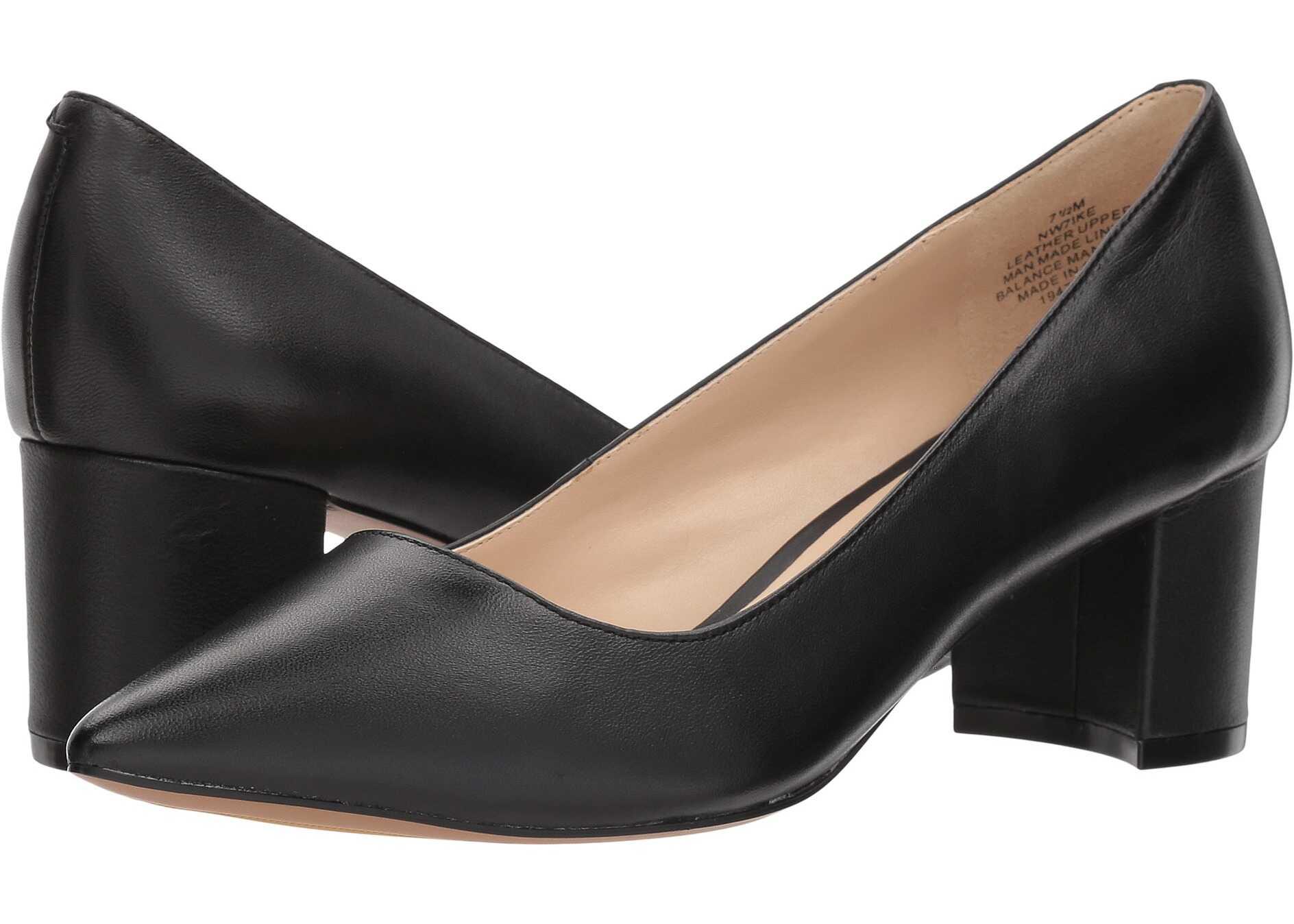 Nine West Ike Black Leather 1